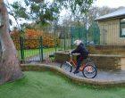 Bike and Trike skills in Kate's Class